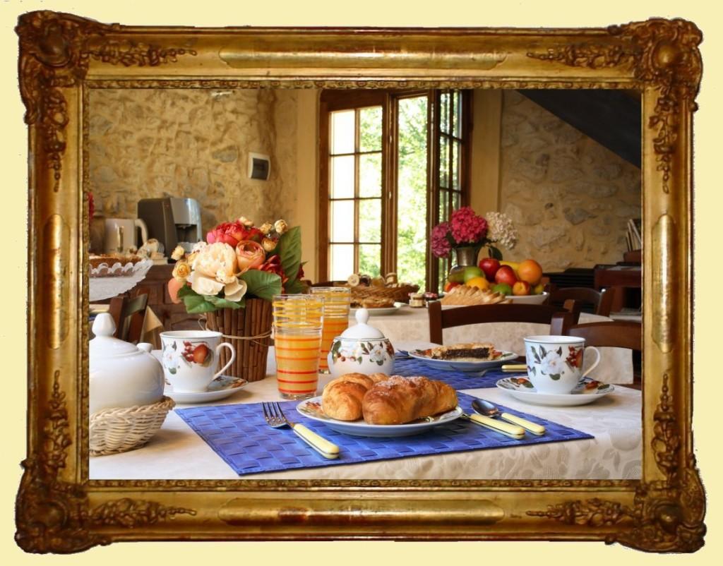 Villa Puccini B&B colazione