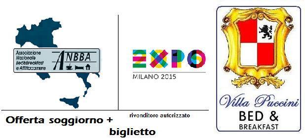 B&B EXPO 2015 bid | Villa Puccini B&B